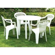 white plastic garden chair plastic garden chairs white plastic outdoor table and chairs brilliant plastic garden