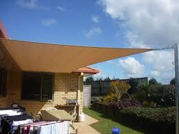 canvas shades for patios
