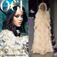 Rihanna For Vogue Arabia November 2017 Haus Of Rihanna