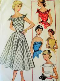 1950 Dress Patterns