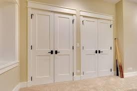 bifold closet doors decorating ideas