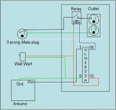 110v relay wiring simple wiring diagram site yet another arduino 110v power controller 7 steps adjustable dc voltage relay 110v relay wiring
