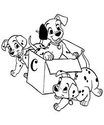 101 dalmatians coloring book dalmatians printable coloring pages for kids find on coloring book thousands of