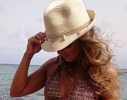 beach hat, Fedora straw sun hats, hats for women, summer womens hat store, ladies cool hats,sun Beach | Etsy