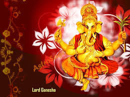 lord ganesha hd wallpapers black