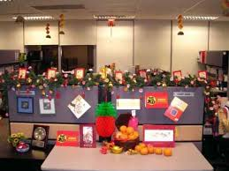 office christmas decorating ideas. Work Christmas Cubicle Decorations Rhpinterestcom Office Design Holiday Decorating Ideas Rhtaxitarifacom Desk