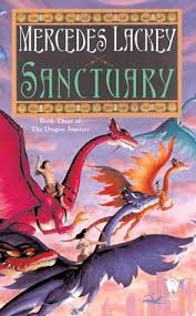 Those must be the two saddest words in the world. ― mercedes lackey. Sanctuary Dragon Jousters 3 By Mercedes Lackey