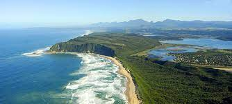 scenic garden route in south africa