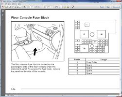 2006 chevy cobalt fuse box diagram discernir net chevy cobalt fuse box replacement at 2005 Cobalt Fuse Box Diagram