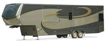 luxury fifth wheel cers