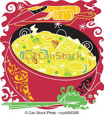 soup can clipart. chicken noodle soup - csp9266388 can clipart