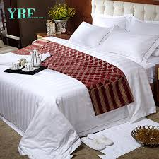 china yrf factory whole 100 cotton bed sheet set 5 star hotel bed linen china bed linen bedding set