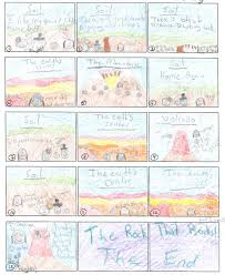 Ride the Rock Cycle – Comic Strip Adventure – Middle School ...