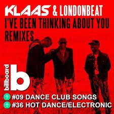 Billboard Spotify Charts Klaas Londonbeat Climb Billboard Charts Hit 1 Million