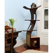 cool cat tree furniture. Impressive Images Of Cat Trees For Living Room Decoration Design Ideas : Beauteous Furniture Cool Tree S