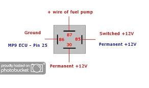 fuel pump relay the volkswagen club of south africa re fuel pump relay
