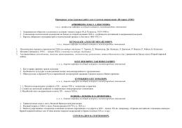 Итоговая к р по Всеобщей истории класс Вариант iii Темы курсовых работ кафедра Всеобщей истории и