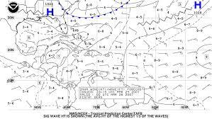 Atlantic Wind Charts Nhc Marine Product Descriptions