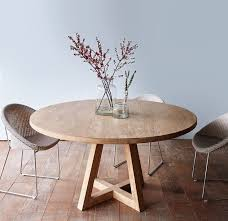 best 25 round wood table ideas on round tables round solid wood round kitchen table