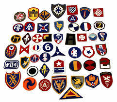 Us Army Patch Chart Army Shoulder Insignia Chart Related Keywords Suggestions
