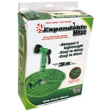 standard expandable water hose