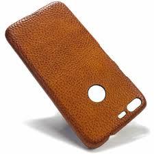 google pixel xl leather case brandy by nicola meyer