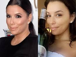 как выглядят актрисы без макияжа