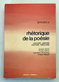 フランス語洋書】 詩の修辞学 『Rhétorique de la poésie : lecture ...