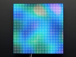 32x32 rgb led matrix panel 4mm pitch
