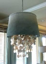 chandelier shades burlap lamp shade burlap chandelier shades dripping shell chandelier shade world market chandelier shades