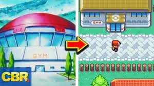 Differences Between Pokemon Anime And Games - YouTube