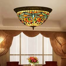 stained glass ceiling light perfect kitchen ceiling lights kitchen ceiling light fixtures