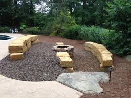 Stacked Stone Fire Pit page contemporary patio with people makeovers fire pit and ideas 3988 by uwakikaiketsu.us