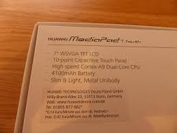 HUAWEI MediaPad Youth 7 WIFI + 3G ...
