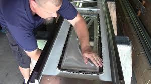 garage door window swap
