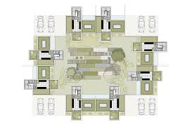 healthy house concept and masterplan   Nicolas Tye Architects    healthy house concept and masterplan