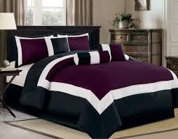 cozy purple duvet cover for modern bedroom design ideas sheet purple flower pictorial bed cover