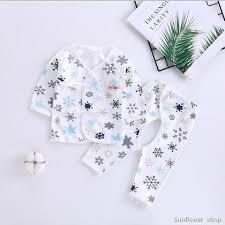 ۞♞Newborn Clothes 0-3 months cotton baby underwear set bottom spring and autumn  monk clothing summe | Shopee Indonesia