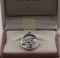 authenic pandora st christopher the