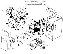 Icp model n9mp1050b12a1 furnace heater gas genuine parts rh searspartsdirect jackson tempstar parts diagram tempstar furnace parts catalog