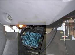 solved where is the fuse for the cigarette lighter on a fixya 6 suggested answers