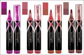 Lipfinity Colour Chart Max Factor Lipfinity Tint Max Factor Lipfinity Lip Tint