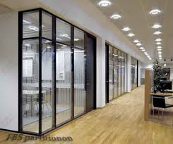 wooden office partitions. Wonderful Wooden Get Quotations  Factory Package Installed Double Glass Shutters Office  Partition Can Batch Delivery And Installation Of Going Abroad To Wooden Office Partitions