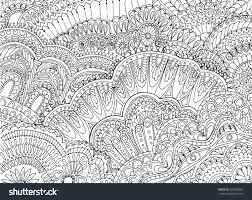 Zentangle Pattern New Design Ideas