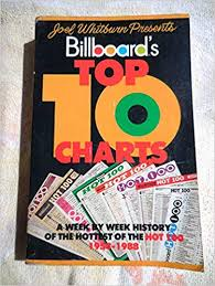 Top Charts 1997 Billboard Top 10 Charts 1958 1997 Joel Whitburn