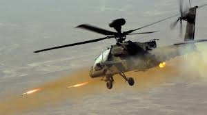 293 Million Support Deal For Apache Helicopter Fleet