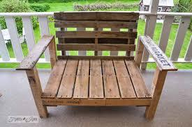 diy wooden deck furniture. pallet wood patio chair build part 2 funky junk interiorsfunky interiors chairs with diy wooden deck furniture u