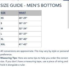 Us Polo Assn Size Chart Mens Polo Bathing Suit