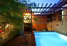 Small Pool House Idea SMALL HOUSES