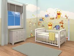 classic winnie the pooh nursery lamp
